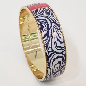 NWOT! Lilly Pulitzer Bangle Bracelet 2014 limited